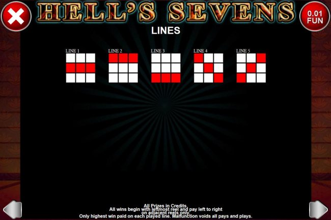 Images of Hell's Sevens