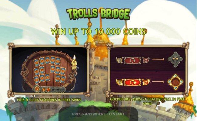 Images of Trolls Bridge