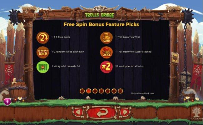 Trolls Bridge by Free Slots 247
