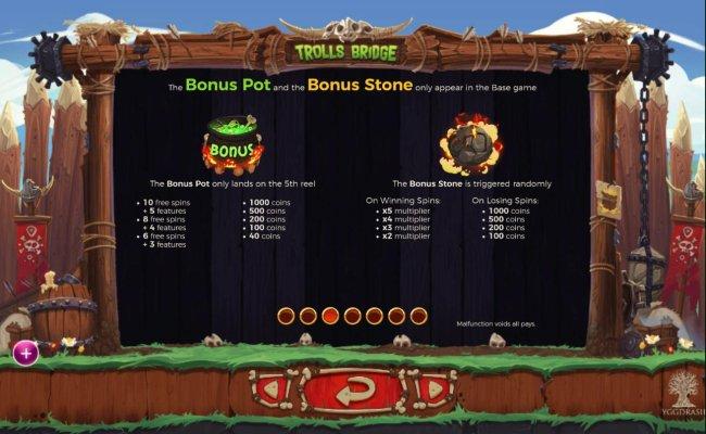 Free Slots 247 image of Trolls Bridge