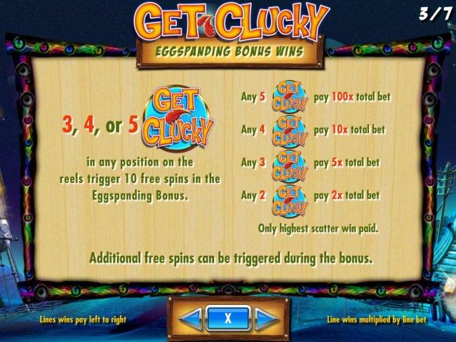Eggspanding Bonus Wins - Free Slots 247