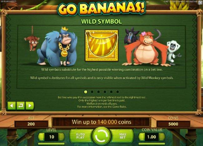 Free Slots 247 image of Go Bananas