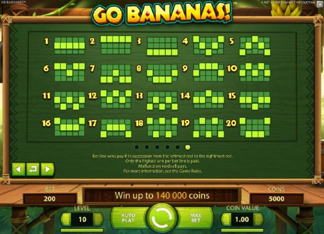 Go Bananas by Free Slots 247