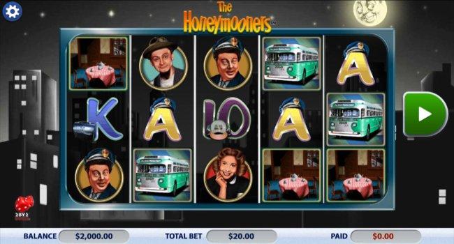 The Honeymooners by Free Slots 247