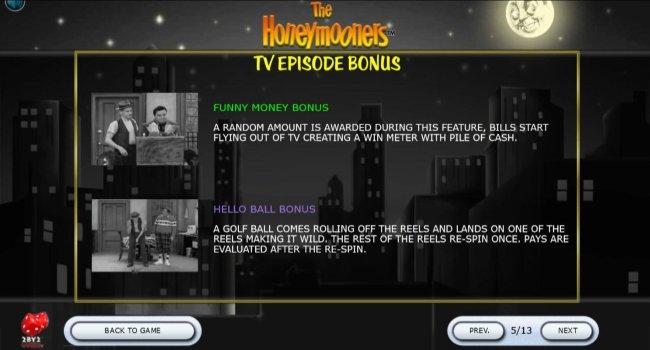 The Honeymooners screenshot