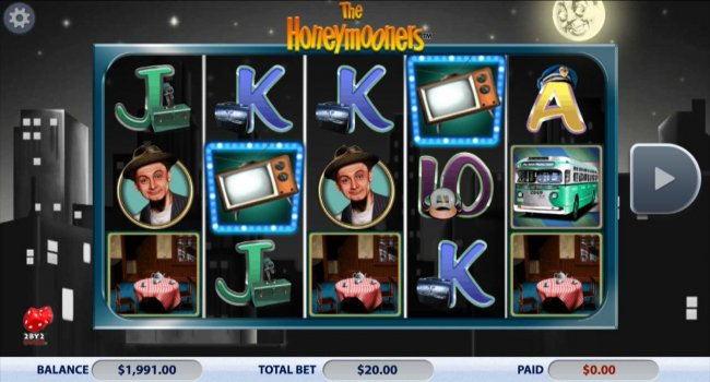 Free Slots 247 - Landing a TV on reels 2 and 4 triggers the TV Episode Bonus feature