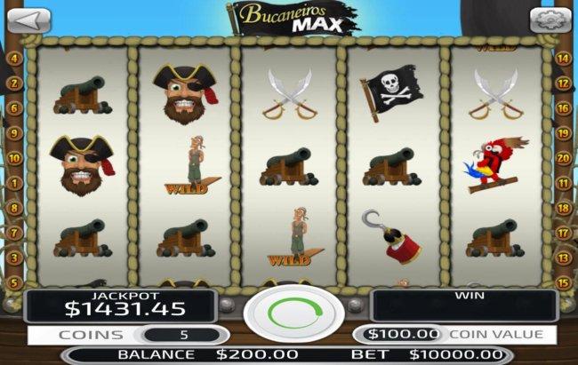 Bucaneiros Max by Free Slots 247