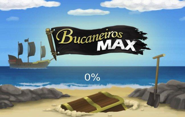 Bucaneiros Max screenshot