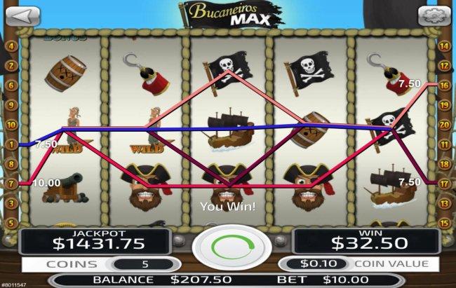 Free Slots 247 image of Bucaneiros Max