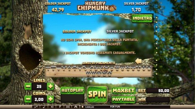 Hungry Chipmunk screenshot