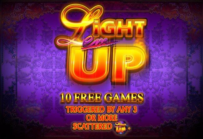 Splash screen - game loading by Free Slots 247