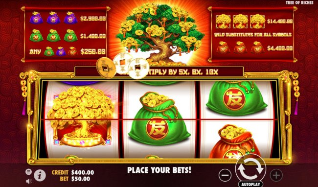 Tree of Riches screenshot