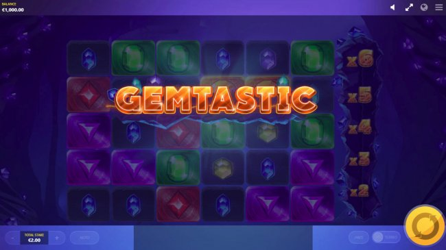 Free Slots 247 image of Gemtastic