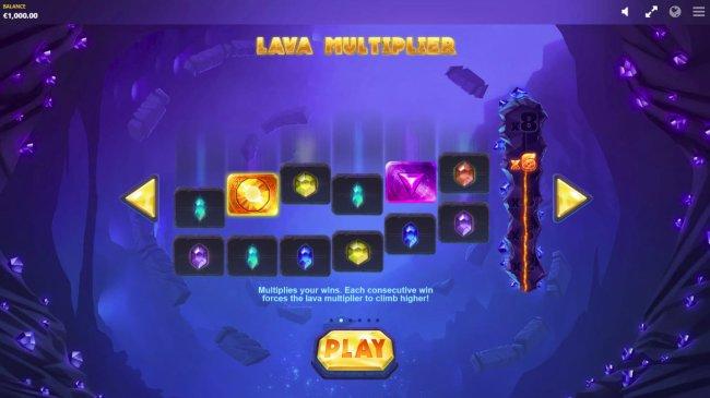 Lava Multiplier - Free Slots 247