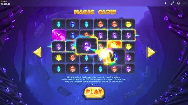 Magic Glow - Free Slots 247