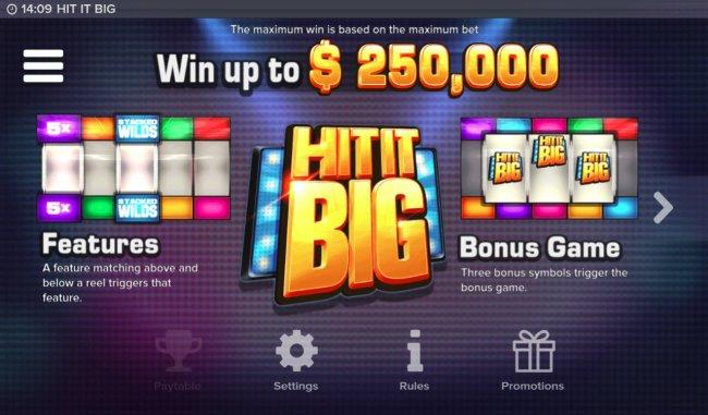 Free Slots 247 image of Hit It Big