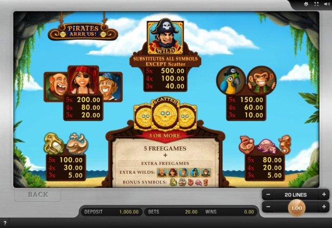 Images of Pirates Arrr Us!