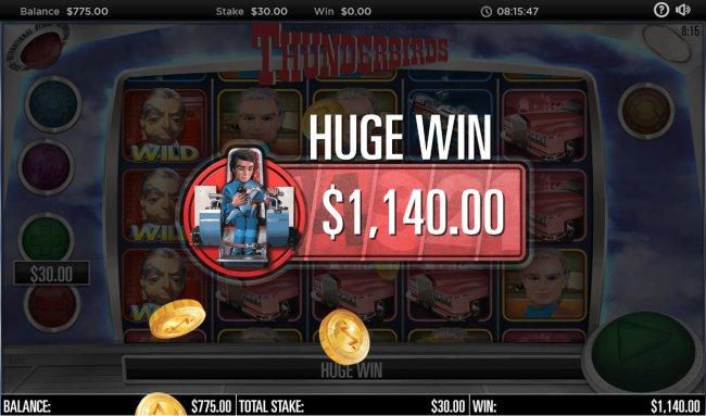 Thunderbirds by Free Slots 247