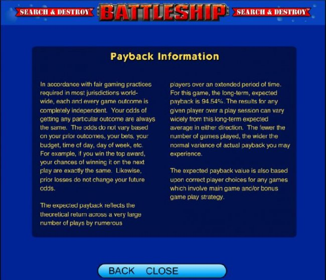 Battleship - Search and Destroy by Free Slots 247