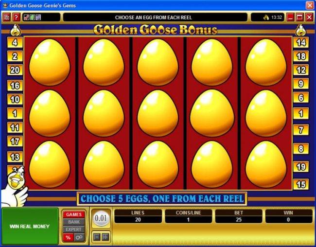 Images of Golden Goose - Genie's Gems