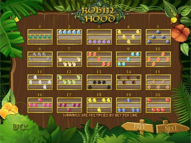 Free Slots 247 image of Robin Hood