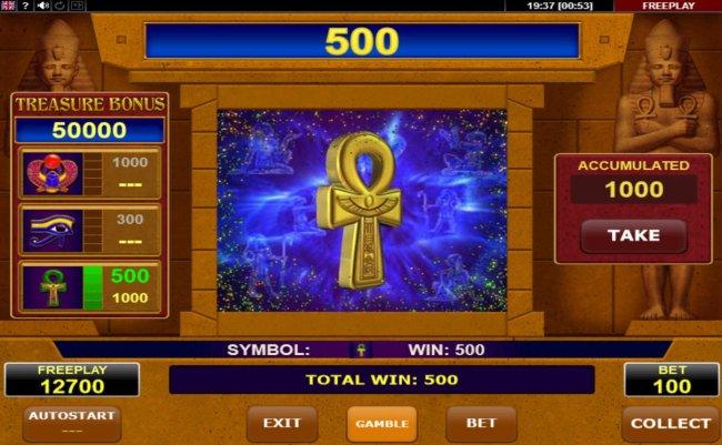 Scarab Treasure by Free Slots 247