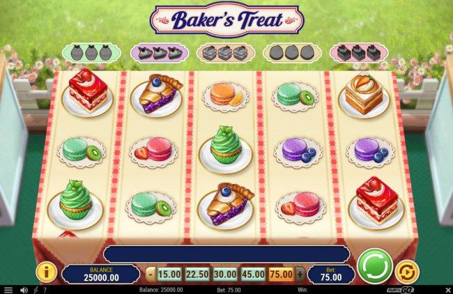 Baker's Treat screenshot