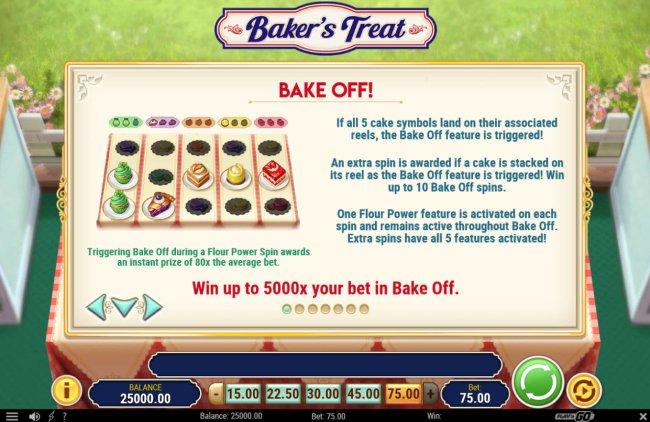 Free Slots 247 image of Baker's Treat