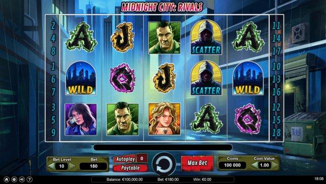 Midnight City Rivals screenshot