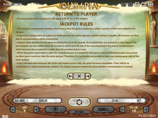Free Slots 247 image of Olympia