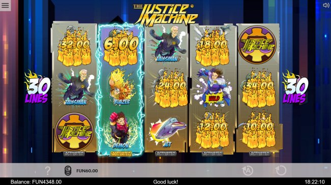 Images of The Justice Machine