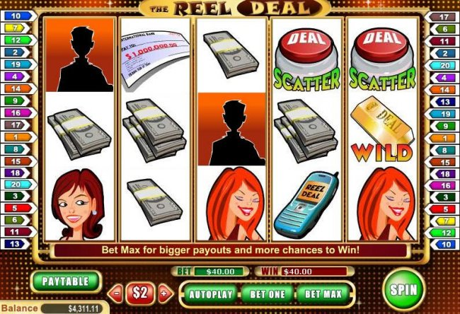 Free Slots 247 image of The Reel Deal