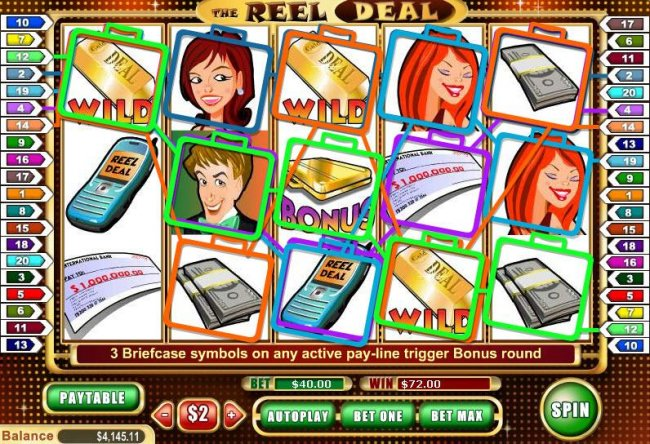 The Reel Deal by Free Slots 247