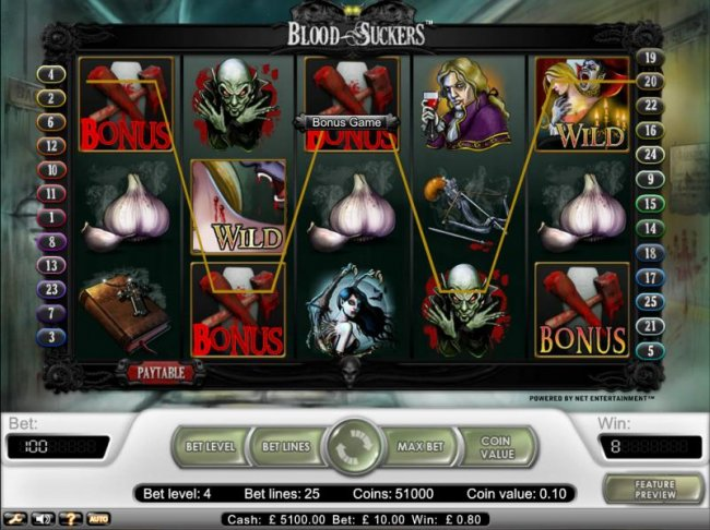 Free Slots 247 image of Blood Suckers