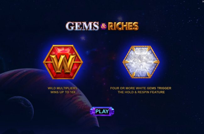 Free Slots 247 image of Gems & Riches