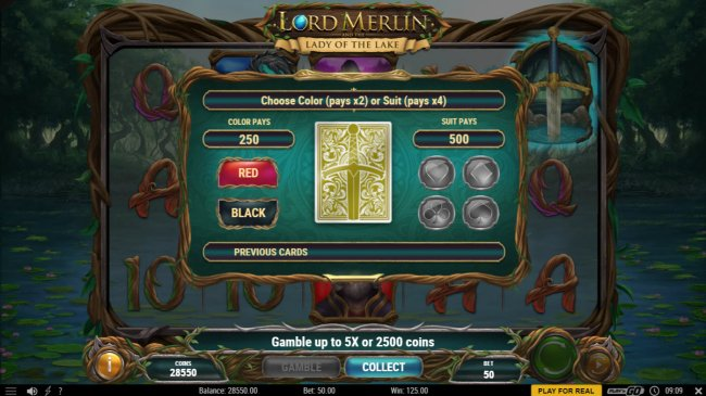 Free Slots 247 - Gamble feature