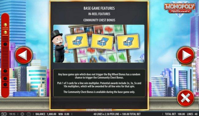 Free Slots 247 image of Monopoly Millionaire