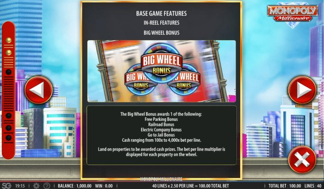 Bonus Game Rules - Free Slots 247