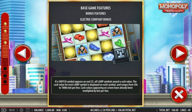 Monopoly Millionaire by Free Slots 247