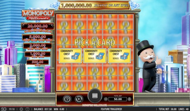 Images of Monopoly Millionaire