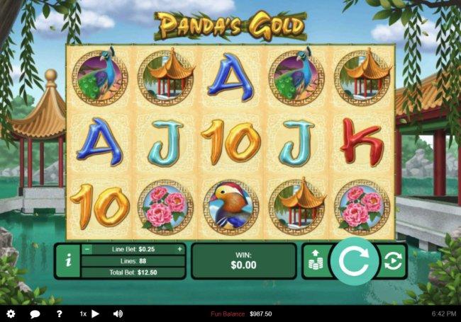 Panda's Gold by Free Slots 247