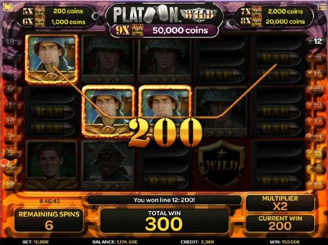 Free Slots 247 image of Platoon Wild