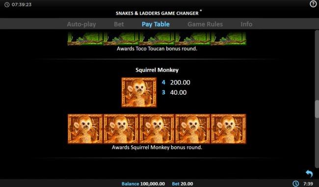 Snakes & Ladders Game Changer screenshot