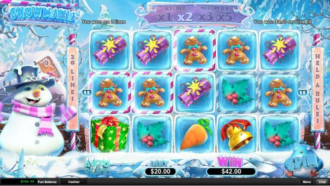 Free Slots 247 image of Snowmania