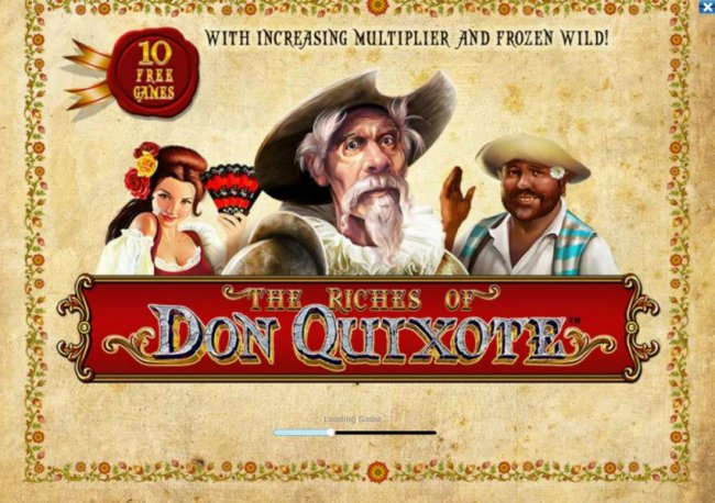 Images of The Riches of Don Quixote