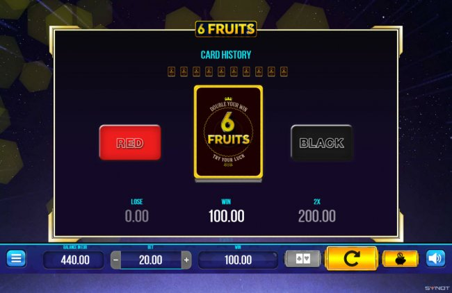 Free Slots 247 image of 6 Fruits