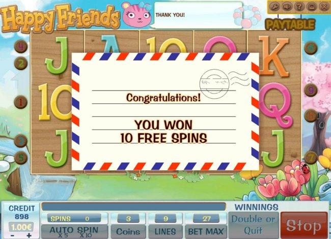 Happy Friends by Free Slots 247
