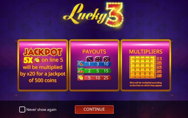 Images of Lucky 3