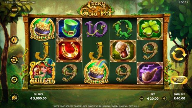 Lucky Gold Pot screenshot