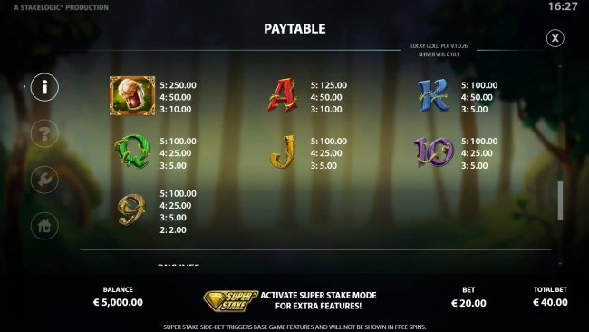 Lucky Gold Pot by Free Slots 247